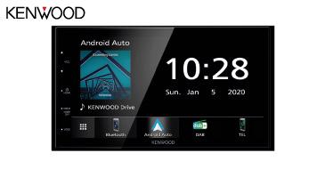 Kenwood DMX5020DABS: 2-DIN Multimediasystem / Moniceiver