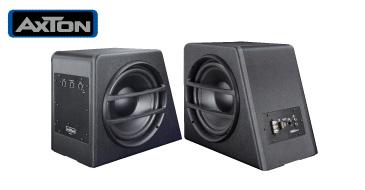 AXTON Basskisten Bassreflex AXB30, AXB25