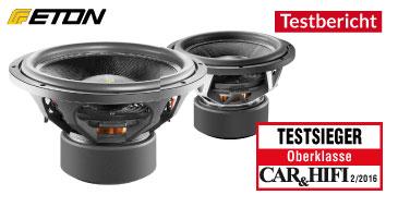 ETON M 10 – Test Car & Hifi 02/2016