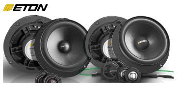 ETON Lautsprecher Compo für VW