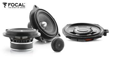 FOCAL Lautsprecher für BMW IFB
